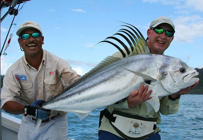 sport fishing Tamarindo