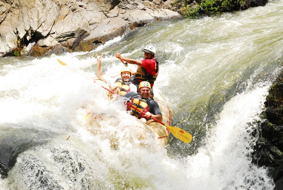 Rafting & Floating - Things to do in Tamarindo Costa Rica