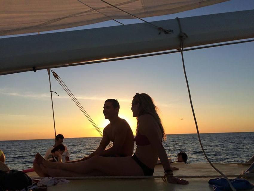 tamarindo sunset cruise