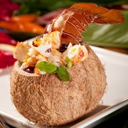 Lobster Coconut Salad