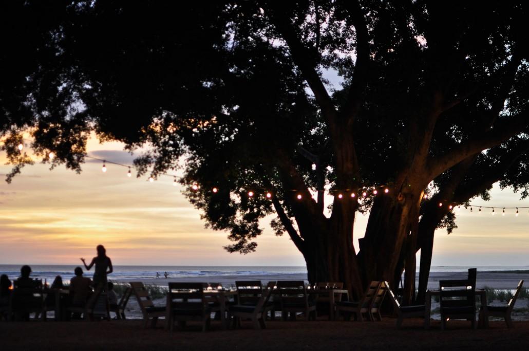 Pangas Beach Club for Tamarindo meeting venues