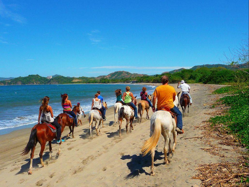 Horseback Riding Tamarindo