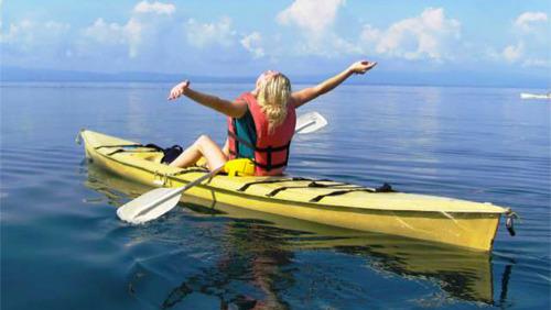 Tamarindo sea kayaking