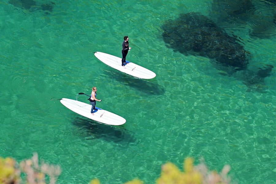 Playa Flamingo travel guide: SUP