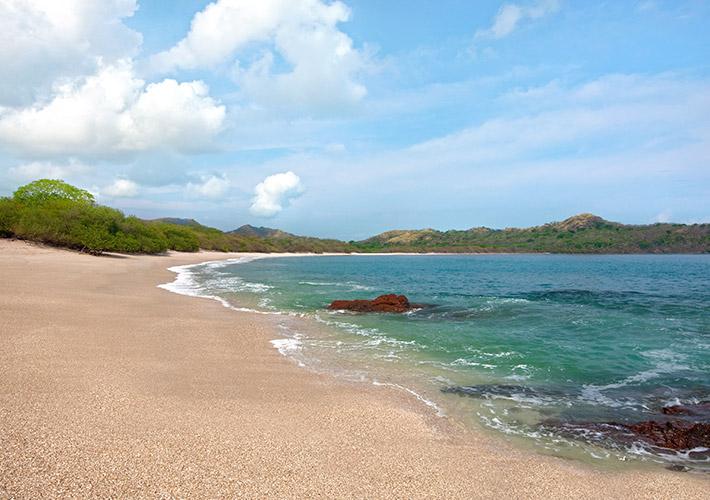 Playa Conchal near Tamarindo