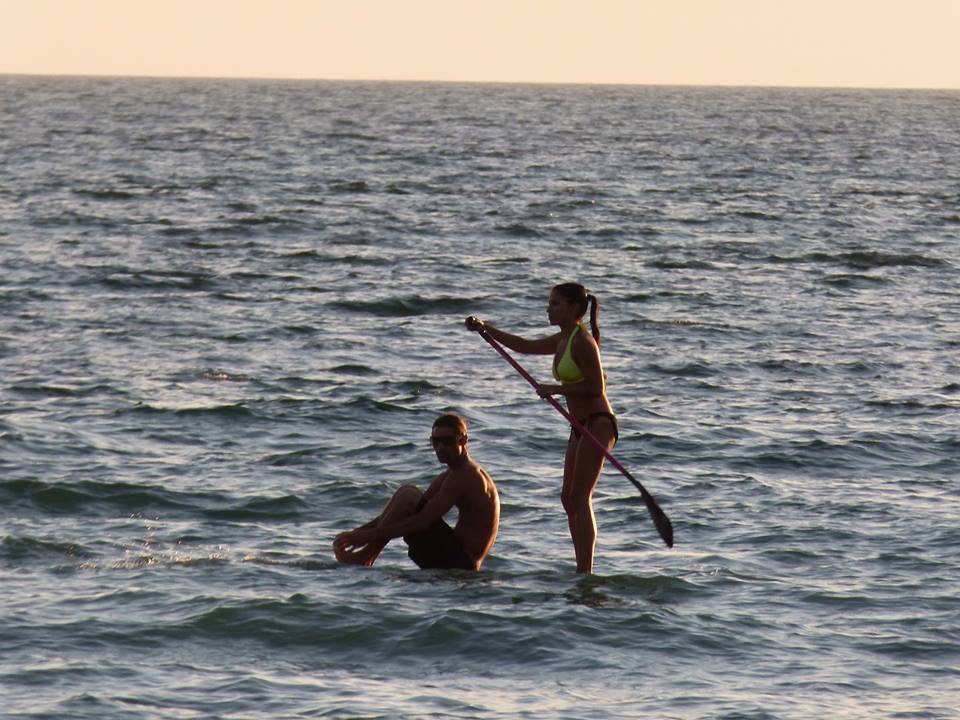 Tamarindo stand up paddle boards