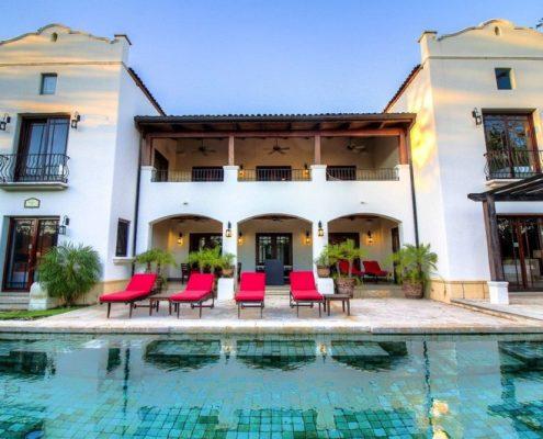 Casa Orchidea luxury vacation rental