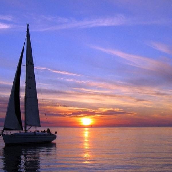 Tamarindo sunset sail