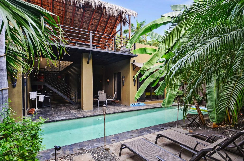budget-friendly family vacation rental in Tamarindo