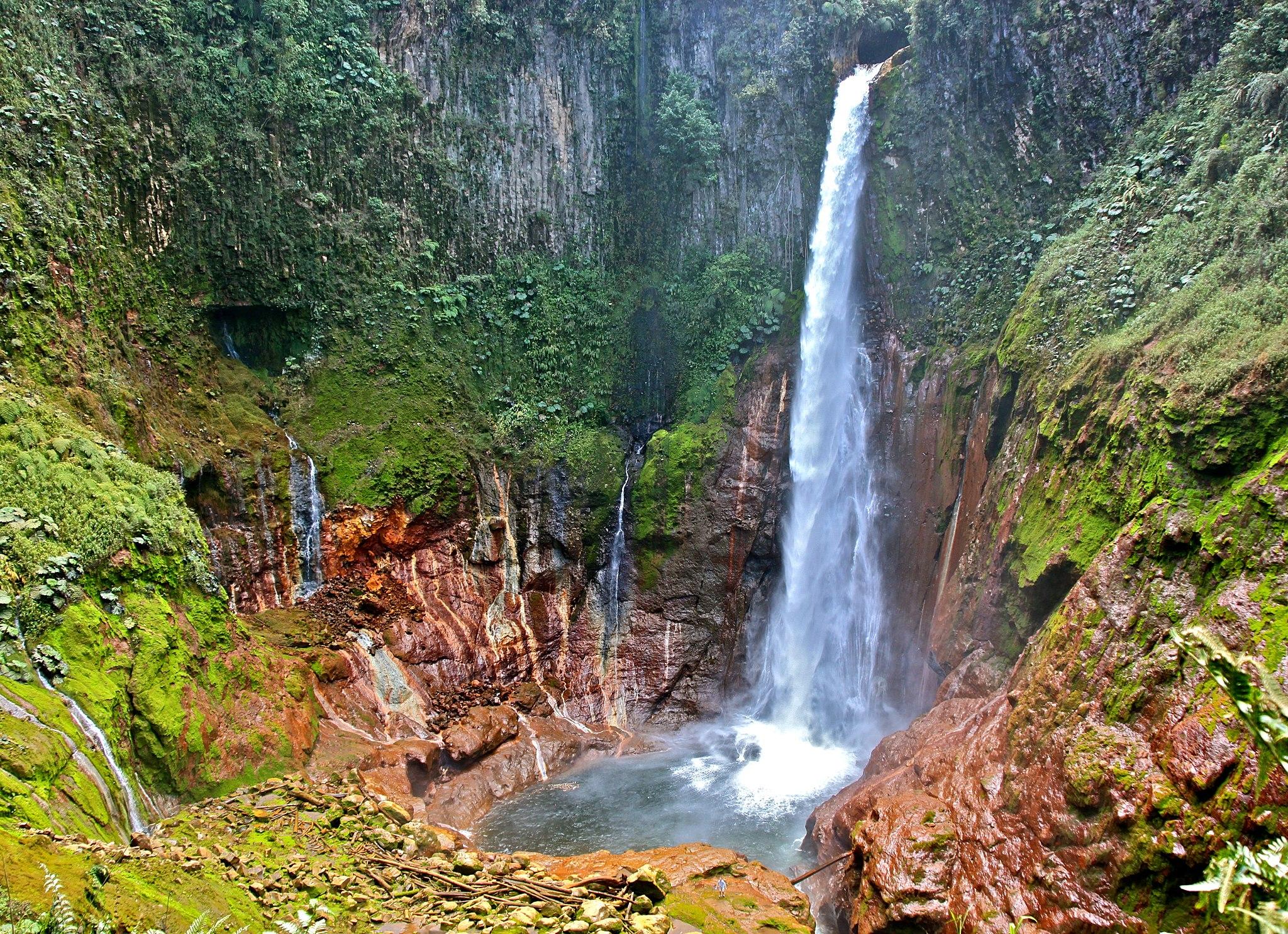 Catarata del Toro Costa Rica