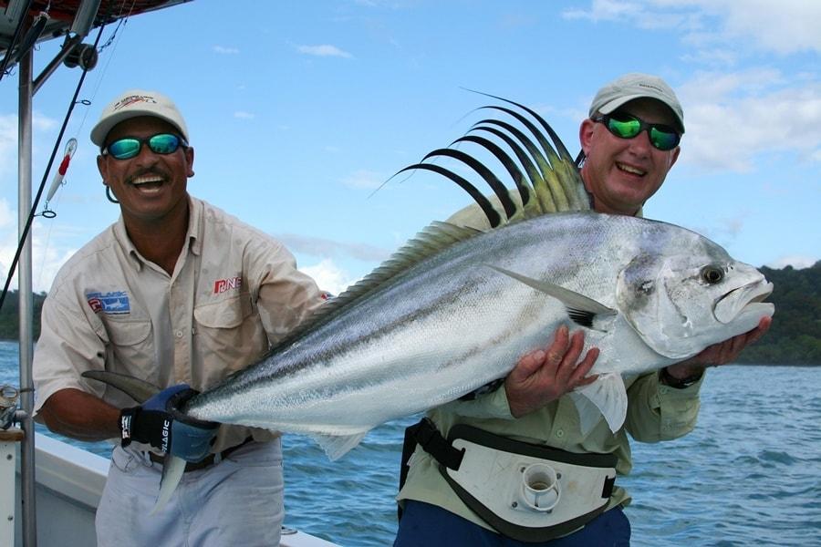 sportfishing Tamarindo for roosterfish