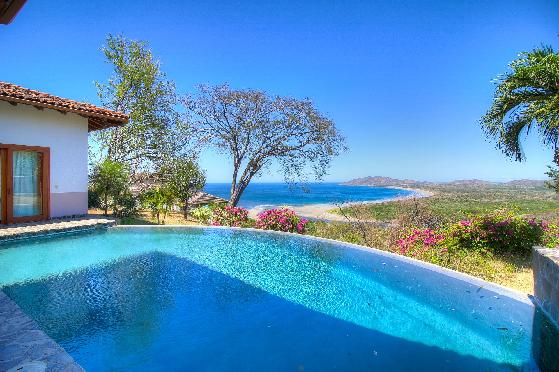 Casa Catalina has one of the best pools in Costa Rica