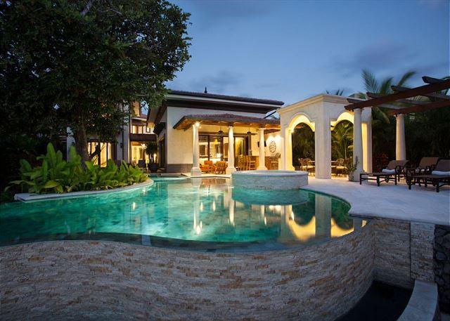 Casa Serena luxury Tamarindo vacation rental