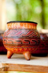 Guaitil Chorotega pottery example