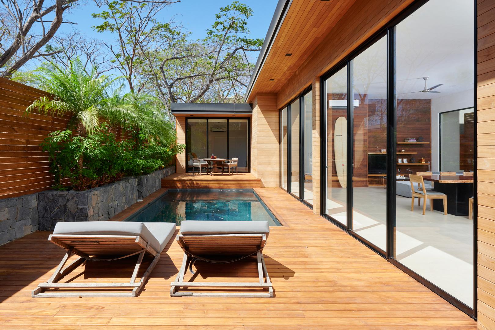 Casa Moana Playa Langosta vacation rental