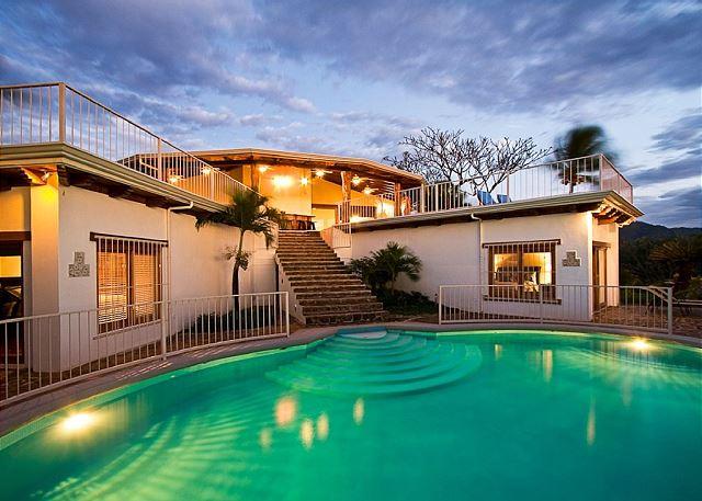 Casa Cielo vacation home Flamingo near Tamarindo-min