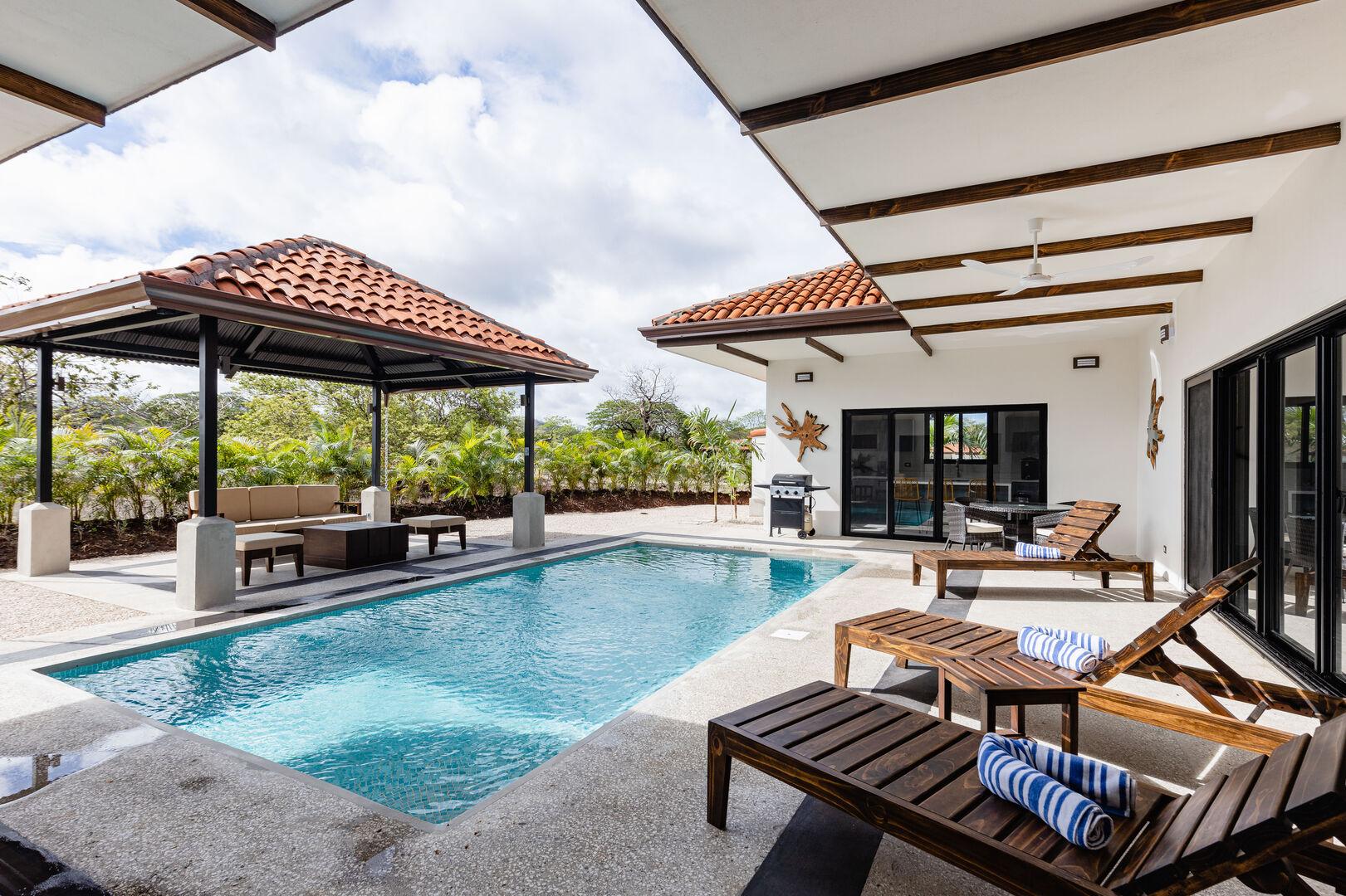 Casa Savanna Costa Rica beach house rentals